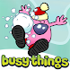 Snowball Shootout by busythings.co.uk