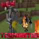 MOD TheTerminator Add-on for MCPE by ShvedXGames