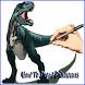How to Draw a Dinosaur by klikodi