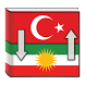 Turkish Kurdish Dictionary by BK Inc.