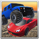 Monster Truck Climb Cars by Poo And Play