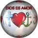 Dios Es Amor, Paz y Alegría. by Raul Berrio