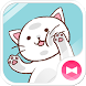 icon & wallpaper-Trapped Cat- by [+]HOME by Ateam