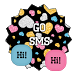 GO SMS THEME - EQ7 by EloquentKitten