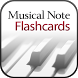 Music Note Flashcards by Total Integrated Mobile LLC