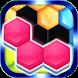 Match Hexa Block Puzzle by Yusada Art