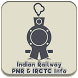 Indian Railway PNR-IRCTC Info by Magical Flash Black Birds