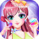 Anime Princess Makeup Salon - dress up by lemonbab