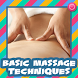 Basic Massage Techniques by Henasy