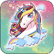 Cuteness Galaxy Unicorn Theme by FREE 2018 MADDY MANJREKAR THEMES AND KEYBOARDS!