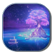 Dream fairy tale Keyboard by live wallpaper collection
