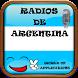 Radios Argentinas-Radio Online by Apps House Radio Online - Emisoras De Radio Música