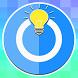 Galaxy Power Led Flashlight by ThirdSquad_Dev