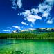 Serene Lake Theme Xperia by Maverick1043