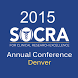 SOCRA 2015 Annual Conference by Gather Digital