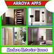 Modern Interior Doors by Arroya Apps