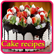 cake recipes by rightapps