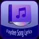 Faydee Song&Lyrics