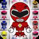 Power Rangers Match 3 by StarBlast