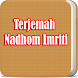 Terjemah Nadhom Imriti Lengkap by ajetdev