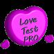 Love Test Pro by José Fernández