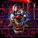 Blood Clown Keyboard 2018 by Keyboard Design Paradise