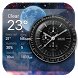 Clock and Weather on Homescreen by