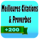 Meilleures Citations-Proverbes by Laterre