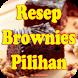 Resep Kue Brownies Pilihan