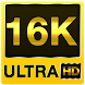 16k ultra hd video player (16k UHD) 2018 by thehelpfultech