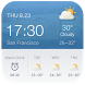 Alarm Clock Weather Widget by Weather Widget Theme Dev Team