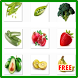 New Vegetables Matching Game by AndroidMatchesGames