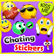 Chat Stickers New by Noor Media Apps