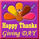 Happy Thanksgiving Day Quotes Images And SMS (Unreleased) by The Final Bugs