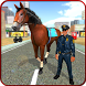 Police Horse Chase - Crime City Gangster Escape 3D by The Games Flare