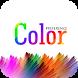 Develop color design by guowei16