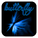 Butterfly and Neon