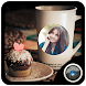 Coffee Cup Photo Frame by Photo Frame Factory