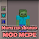 Monster Armor MOD MCPE by VovaApps
