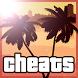 Cheat Codes GTA Vice City by Anna Nova