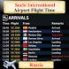 Sochi Airport Flight Time