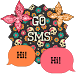 GO SMS - Cute Butterfly 11 by SCSCreations