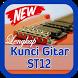 Kunci Gitar ST12 by AMID Corp
