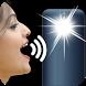 Speak to Flashlight on/off by Aquasol Tools