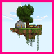 Skyblock Challenge MCPE Map by Gwenda24