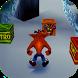 Crash Jungle World Games by sisa sisa