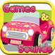 Car Games For Girls -Ad Free by Mighty Tiger Apps