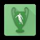 Scores for Champions League 2018 by Sylvain Saurel