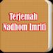 Terjemah Nadhom Imriti LENGKAP by Barokah Adev