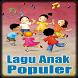Lagu Anak Terpopuler by berkahapps